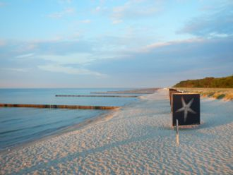 Zingster Strand -